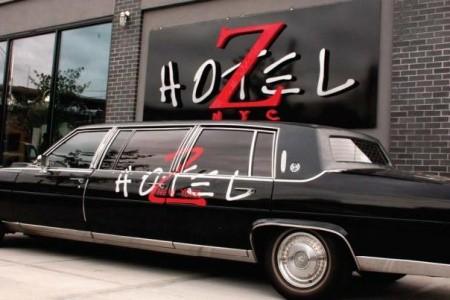 Dovolenka  - USA - Z Hotel
