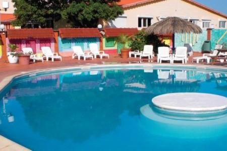 Dovolenka  - Martinik - Hotel Bambou