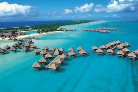 Dovolenka  - Francúzska Polynézia - Le Méridien Bora Bora