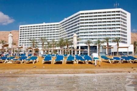 Dovolenka  - Izrael - Crowne Plaza Dead Sea