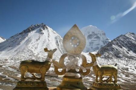TIBET - NEPÁL - Kailás, království Guge i Everest