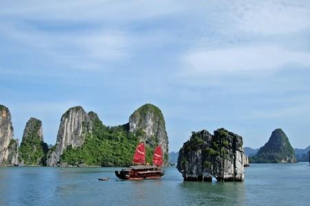 Dovolenka  - Vietnam - Nejzářivější perly Vietnamu