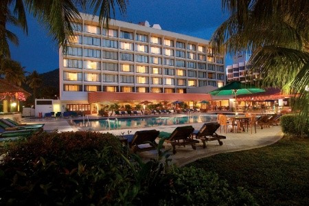 Dovolenka  - Malajzia - Holiday Inn Penang