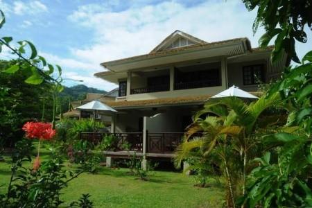 Dovolenka  - Seychely - Le Domaine De L´orangeraie