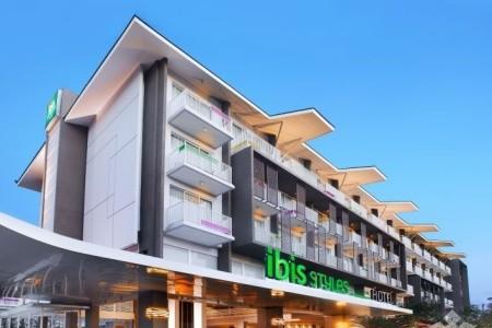 Dovolenka  - Bali - Ibis Style Benoa Hotel
