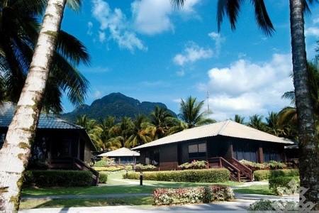 Dovolenka  - Malajzia - Damai Beach Resort