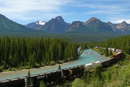 Dovolenka  - Kanada - Národní parky západní Kanady a severozápadního USA