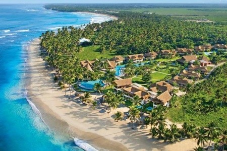 Dovolenka  - Dominikánska republika - Zoëtry Agua Punta Cana