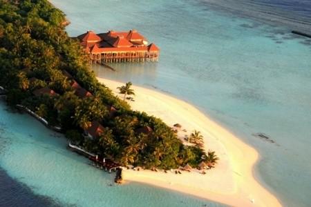 Dovolenka  - Maldivy - Ranveli Village