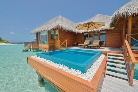 Dovolenka  - Maldivy - Huvafen Fushi