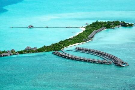 Dovolenka  - Maldivy - Taj Exotica Resort & Spa