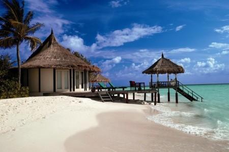 Dovolenka  - Maldivy - Banyan Tree Vabbinfaru