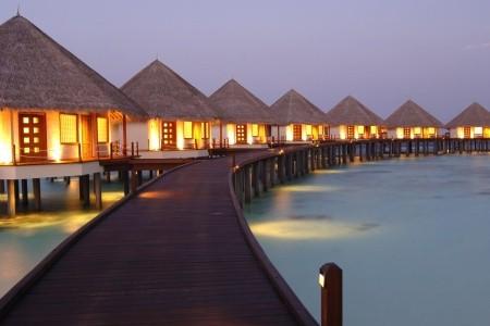 Dovolenka  - Maldivy - Adaaran Prestige Water Villas