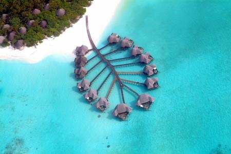 Dovolenka  - Maldivy - Coco Palm Dhuni Kolhu