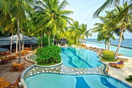 Dovolenka  - Maldivy - Royal Island Resort & Spa