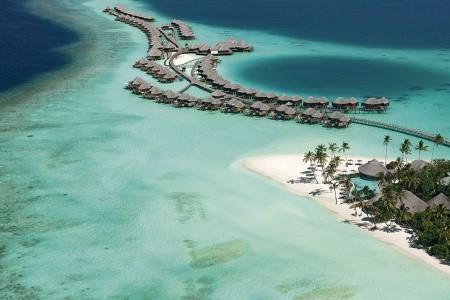 Dovolenka  - Maldivy - Constance Halaveli Resort