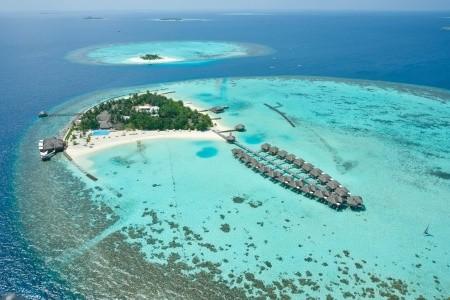 Dovolenka  - Maldivy - Maafushivaru