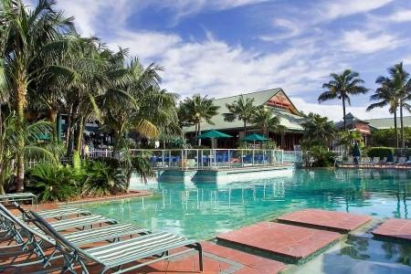 Dovolenka  - Austrália - Novotel Twin Waters, Sunshine Coast