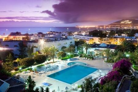 Dovolenka  - Maroko - Hotel Le Tivoli