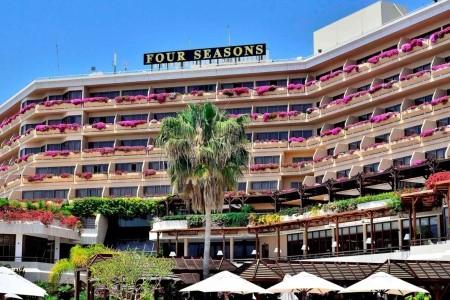 Dovolenka  - Cyprus - Four Seasons Hotel