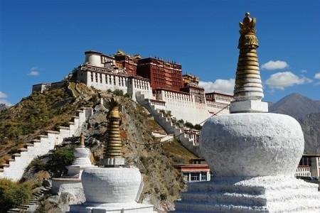 Dovolenka  - Čína - Vlakem až do tajemného Tibetu