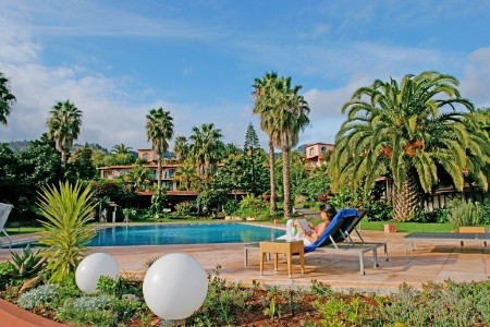 Dovolenka  - Madeira - Quinta Splendida