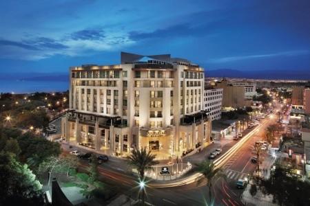 Dovolenka  - Jordánsko - Double Tree Aqaba Hilton