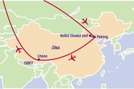 First moment 2015 - Malý okruh Čínou s návštěvou Tibetu