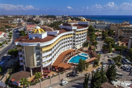 Dovolenka  - Turecko - Side Alegria Hotel & Spa