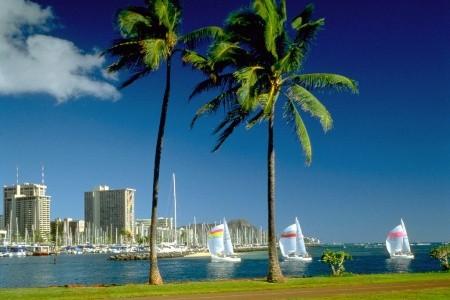 To nejlepší z Hawaie