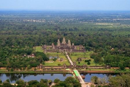 Dovolenka  - Vietnam - Ze Saigonu deltou Mekongu do Kambodže