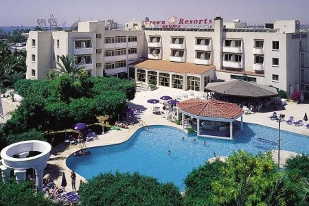 Dovolenka  - Cyprus - Henipa Resort