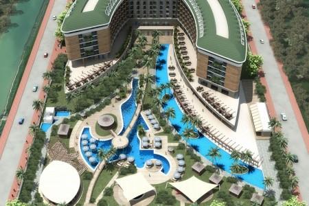 Dovolenka  - Turecko - Aska Lara Resort & Spa