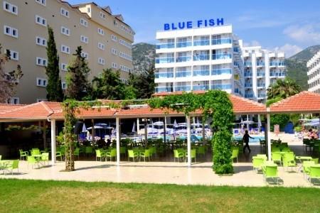 Dovolenka  - Turecko - Blue Fish Hotel