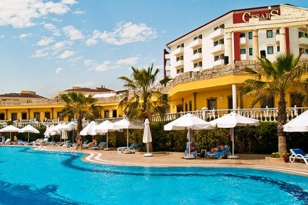 Dovolenka  - Turecko - Cesars Hotel Side