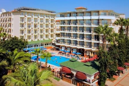 Dovolenka  - Turecko - Riviera