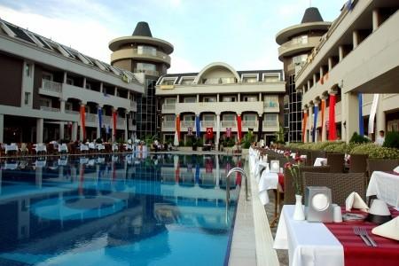 Dovolenka  - Turecko - Hotel Viking Star