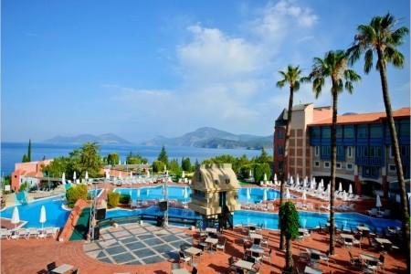 Dovolenka  - Turecko - Sentido Lykia Resort & Spa
