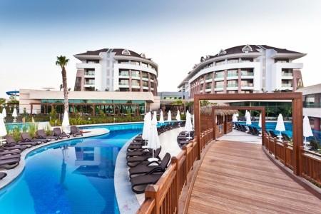 Dovolenka  - Turecko - Sherwood Dreams Resort