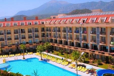 Dovolenka  - Turecko - Hotel Camyuva Beach