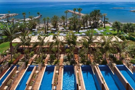 Dovolenka  - Cyprus - Amathus Beach Hotel Limassol