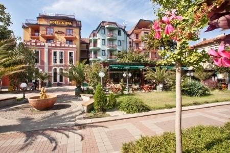 Dovolenka  - Bulharsko - Saint George Hotel & Spa