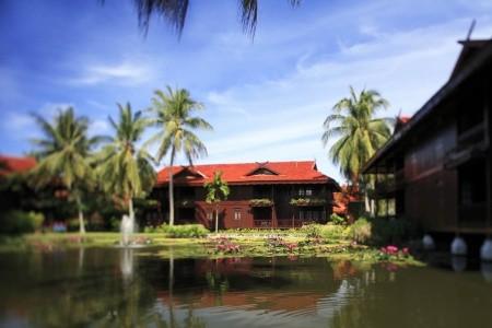 Dovolenka  - Malajzia - Pelangi Beach Resort, Langkawi
