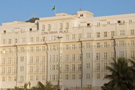 Dovolenka  - Brazília - Copacabana Palace, Rio De Janeiro