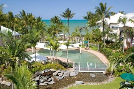 Dovolenka  - Austrália - Coral Sand Resort, Trinity Beach, Cairns