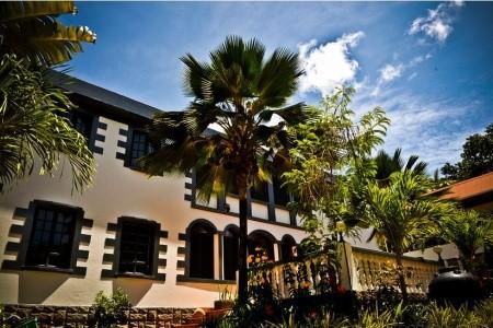 Dovolenka  - Seychely - Chateau St. Cloud