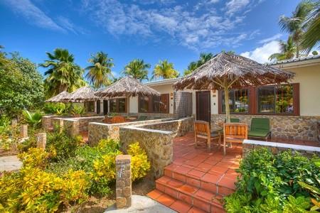 Dovolenka  - Sv. Vincent a Grenadíny - Palm Island Resort