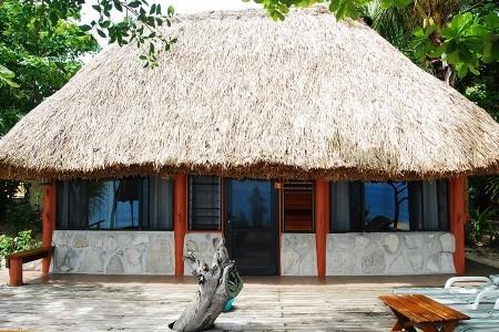 Dovolenka  - Fidži - Beachcomber Island Resort