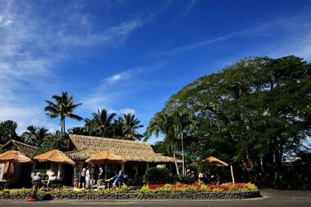 Dovolenka  - Cookove ostrovy - Pacific Resort Rarotonga