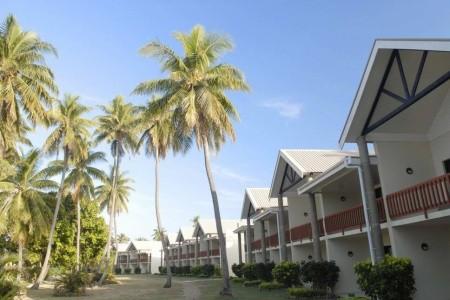 Dovolenka  - Fidži - Mana Island Resort & Spa